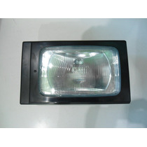 Farol Do Scania 112/113 89/98 C/ Moldura
