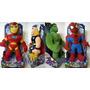 Muñecos Marvel Super Hero Squad De Wabro Toys