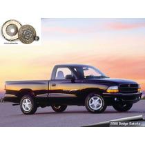 Kit Embreagem Dodge Dakota 3.9 6c Gasolina Rec