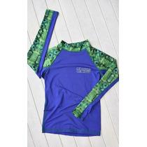 Camiseta Con Proteccón Solar Para Dama 1124