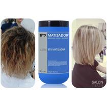 Botox Btx Therapy Matizador 1 Kg Salon Tech