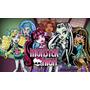 Kit Imprimible Monster High Candy- Bolsitas - Invitaciones -