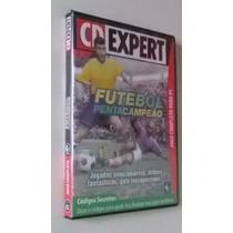 Game Pc Cd Expert - Futebol Pentacampeao - Lojaabcd