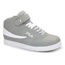 Zapatos Hombre Fila Vulc 13 Strap Sneakers,gray Talla 44