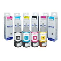 Tinta Para Epson 60ml Modelos L210 Al L555, Xp, Wf