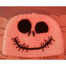 Gorro Lana Tejido Al Crochet - Jack