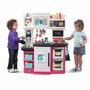Cocina De Juguete Step 2 Para Niñas Y Niños Con Accesorios