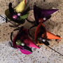 Sombreros Halloween Cintillos Niñas Fiestas Hora Loca