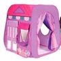 Carpa Casa Niña De Juegos Rosada Boutique Niñas - Morado