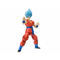 Sh Figuarts Dragon Ball Resurrection - God Super Saiyan Goku