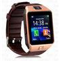 Reloj Inteligente Dz09 Táctil Sim Sd Smartwatch Cámara