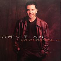 Cd Cristian Castro Lo Mejor De Mi