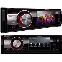 Stereo Pioneer Dvh - 785 Av Pantalla 3 Dvd Usb