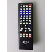 Controle Dvd Player Lenoxx Dv-441a / Rc-201a Original