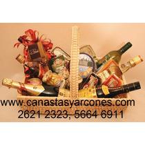 Canasta Navideña Para Regalo Jhonnie Walker Torres10 Tequila