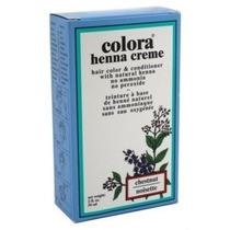 Tinte Colora Henna Crema, Castaño 60 Ml