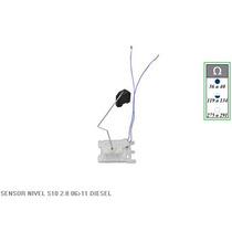 Sensor De Nivel Do Combustivel S10 2.8 06/11 Diesel