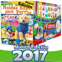 Ropa Para Perros Ropa Canina Mega Kit Imprimible Patrones
