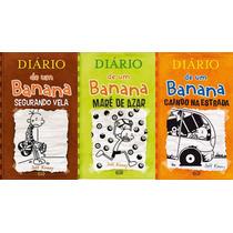 Diário De Um Banana Do 7 Ao 9 - Capa Dura