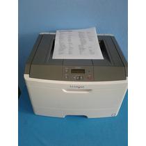 Lexmark E360dn Impresora Excelente Con Toner Y Cable