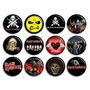 Buttons Botons Personalizados 2,5 Cm Rock Iron Maiden