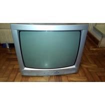 Tv Antiga Cce 20 Polegada-tipo-tubo De Imagem-controle-av.