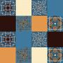 Adesivo Decorativo De Azulejo - Ladrilho 9 P 10x10cm