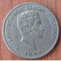 Moneda Colombia 50 Centavos 1963 Error Girada A Las 10 P.m.