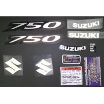 Adesivos Gsx750f 98 A 2008 Suzuki Super Promoção