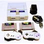 Super Nintendo Snes + Controles + 2 Super Juegos!