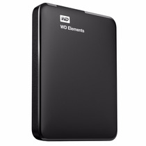 Disco Rigido Externo Western Digital Elements 1tb Usb 3.0 Wd