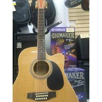 Guitarra 12 Cuerdas Electroacustica 12 Meses Sin Intereses