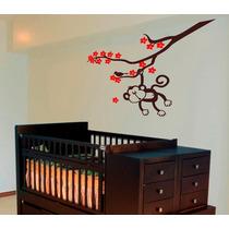 Vinilo Decorativo Changuito Cuarto De Bebes/niños 150x114cm