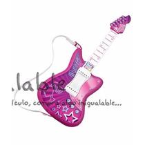 Guitarra Para Niñas De Barbie