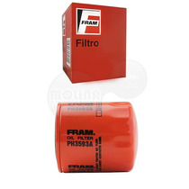 Filtro Oleo Fram Hyundai I30 2009 A 2015 Ph3593a