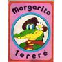 Margarito Tereré,programa Oficial De La Obra De Teatro,