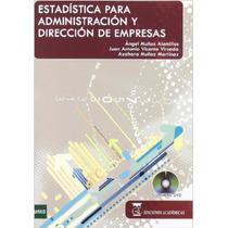 Libro: Estadística Para Administración Y Dirección ... - Pdf