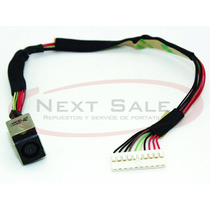 Cable Dc Jack Power In Hp Envy 15-1000 576846-001 Zona Norte