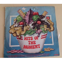Lp Vinil Hits Of The Moment /usado