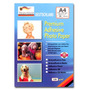 Papel Fotográfico Adhesivo Matte A4 20 Hojas / 130 Gr.