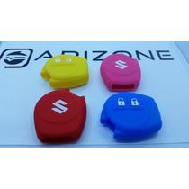 Funda Silicon Llave Suzuki Swift Sx4 Grand Vitara Con Logo