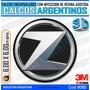 Calcomanias 3d Con Relieve, Accesorio Autos Zanella