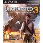 Juego Play 3 Uncharted 3 The Nathan Drake Deception