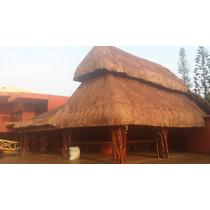 Construcción De Palapas Y Venta De Maderas Y Zacate