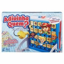 Novo Brinquedo Adivinha Quem? Eletronico Original Hasbro