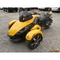Can-am Spyder 501 Cc O Más