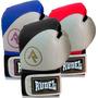 Luva De Boxe Muay Thai Premium - Rudel