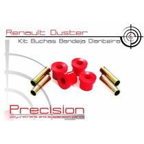Renault Duster - Kit Buchas Bandeja Diant. Em Poliuretano
