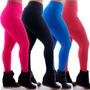 Calça Legging Suplex Saia Tapabumbum Fitness Sainha Minasfit