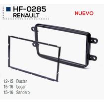 Frente 2 Din Renault Duster 2014 - 2017